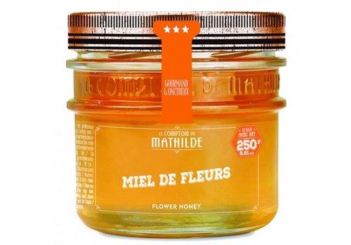Le Comptoir de Mathilde Miel de Fleurs 250g 12st