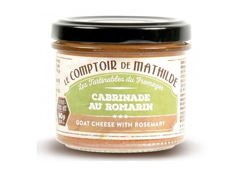 Le Comptoir de Mathilde Cabrinade au Romarin 90g 12st