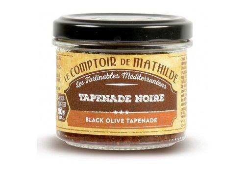 Le Comptoir de Mathilde Tapenade Noire 90g 12st