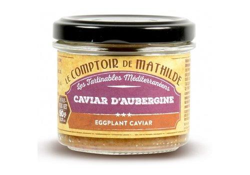 Le Comptoir de Mathilde Caviar Aubergine 90g 12st