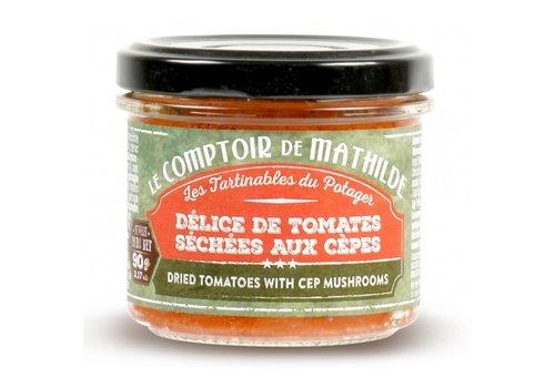 Le Comptoir de Mathilde Délice Tomate aux Cèpes 90g 12st