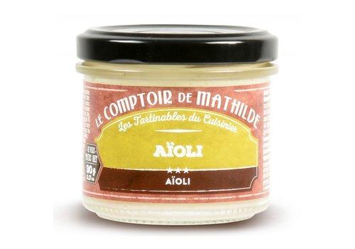 Le Comptoir de Mathilde Aioli 90g 12st