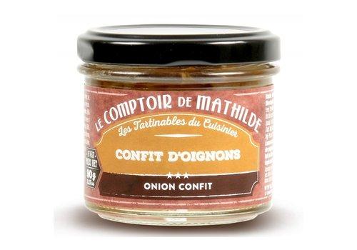 Le Comptoir de Mathilde Confit d'Oignons 90g 12st