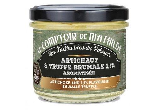 Le Comptoir de Mathilde Artichaud et truffe brumale 90g 12st