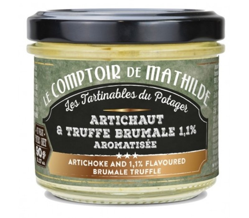 Artichaud et truffe brumale 90g 12st
