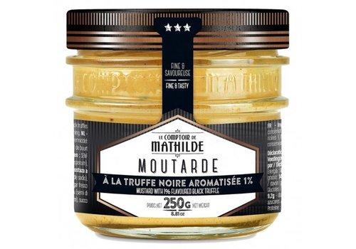 Le Comptoir de Mathilde Moutarde à la Truffe 250g 12st