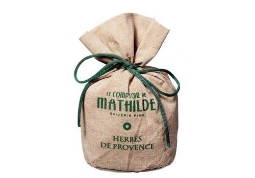 Le Comptoir de Mathilde Bourse CDM en Lin Herbes de Provence 150g 24st
