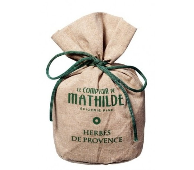 Bourse CDM en Lin Herbes de Provence 150g 24st