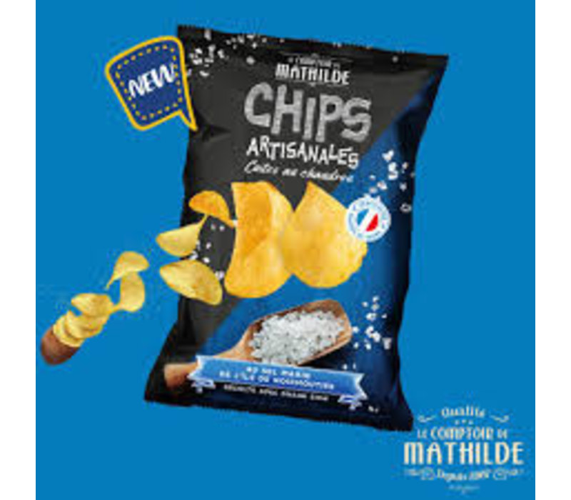 Chips nature - 125g 20st