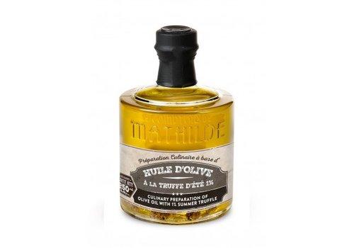 Le Comptoir de Mathilde Préparation Culinaire à Base d'Huile d'Olive aromatisée Truffe Empilables 25cl 6st