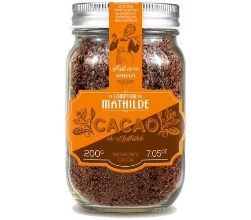 Cacao de mathilde 200g 6st