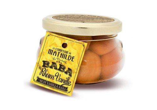 Le Comptoir de Mathilde Babas 12% 340ml Rhum-Vanille 12st