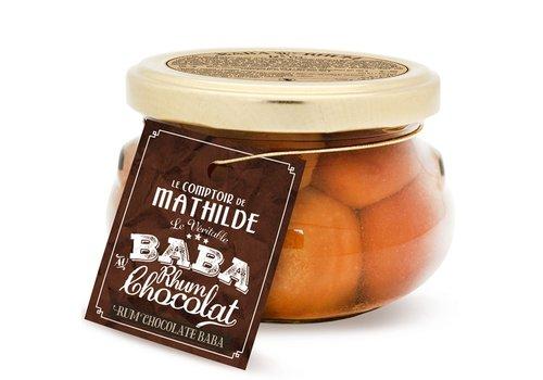Le Comptoir de Mathilde Babas 12% 340ml Rhum chocolat 12st