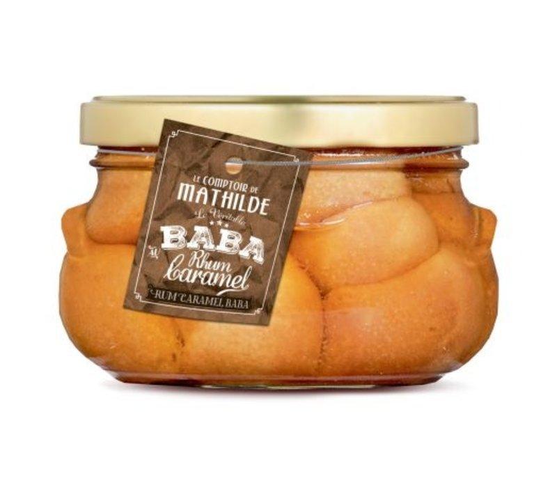 Babas 12% 340ml Caramel Fleur de sel de Guérande 12st