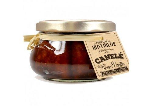 Le Comptoir de Mathilde Canelé 4,8% Rhum vanille x 6 - 260g 12st