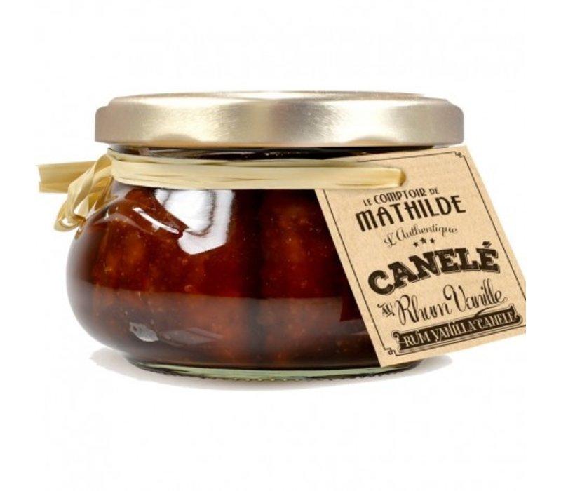 Canelé 4,8% Rhum vanille x 6 - 260g 12st