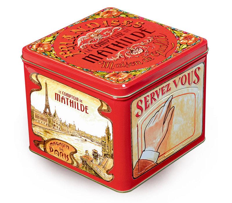 Boites Cadeaux Métals Vides Paris 12st