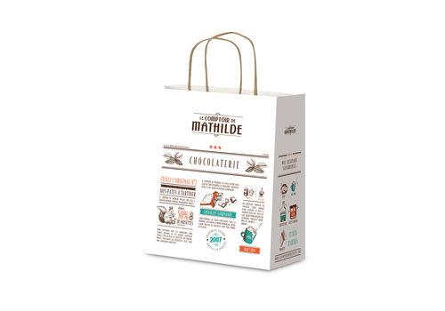 Le Comptoir de Mathilde Petit Format 18 x 8 x 24cm - Carton de 300 Pcs