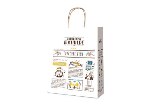 Le Comptoir de Mathilde Moyen Format 23 x 12 x 30cm - Carton de 300 Pcs