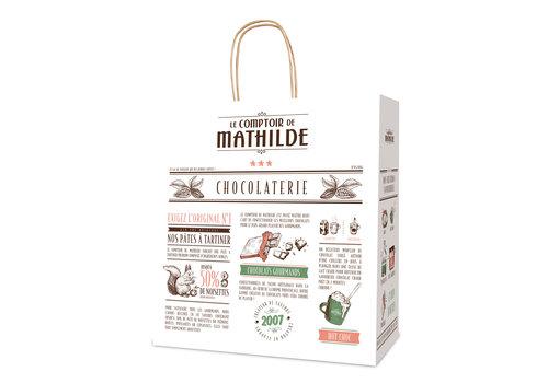 Le Comptoir de Mathilde Grand Format 35 x 14 x 36cm - carton de 250 Pcs