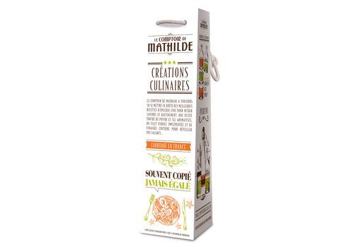 Le Comptoir de Mathilde Sac Bouteilles en Papier - Carton de 200pcs