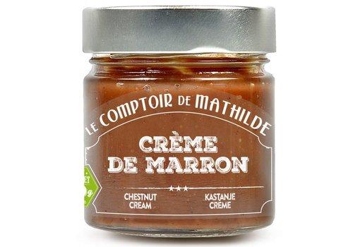 Le Comptoir de Mathilde Crème de marron 250g 12st