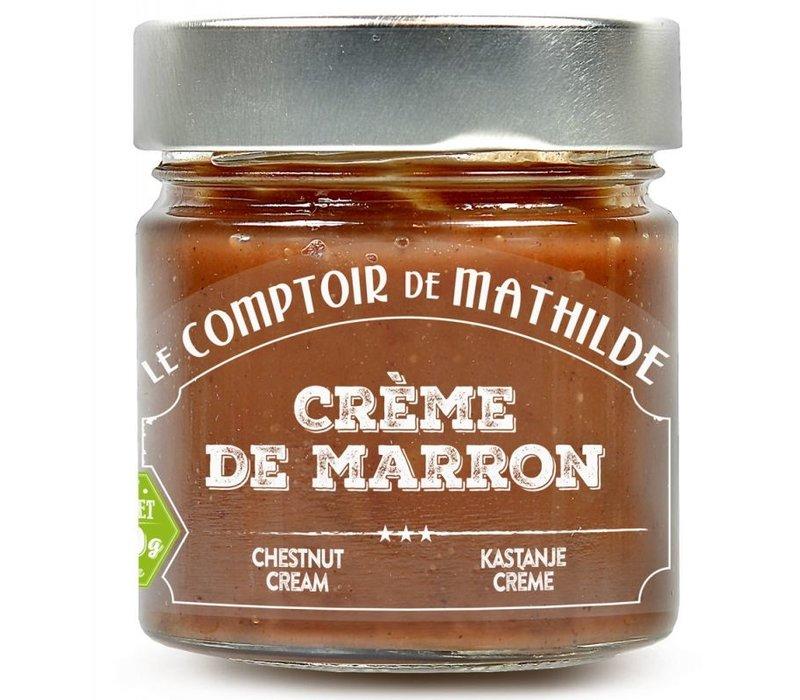 Crème de marron 250g 12st