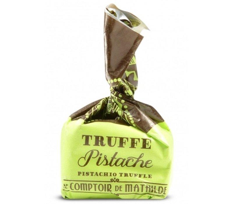 Coffret ass truffe pistache noir-nougat-noisette 54g 12st