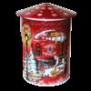 Grandma Wild's Rotating Santa's Express Musical Tin 200g 6st