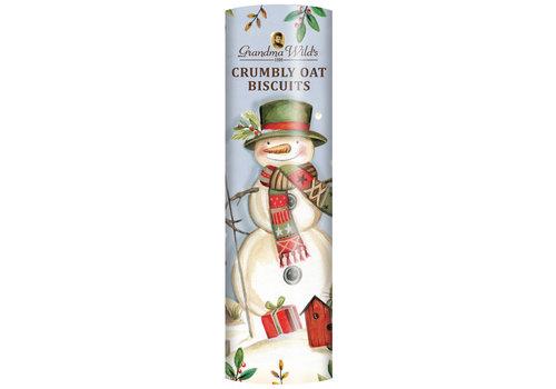Grandma Wild's Giant Festive Snowman Tube 200g 9st