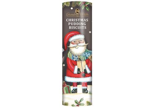 Grandma Wild's Giant Festive Santa Tube 200g 9st