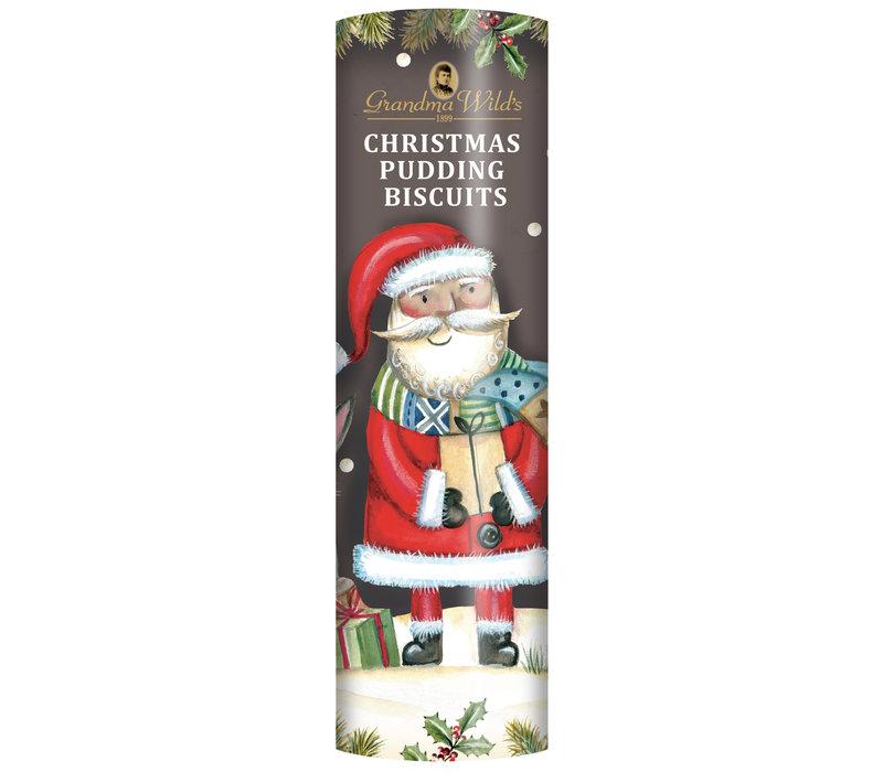 Giant Festive Santa Tube 200g 9st