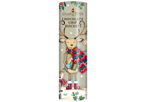 Grandma Wild's Giant Festive Reindeer Tube 200g 9st