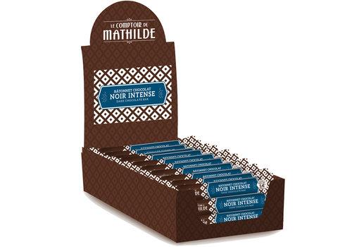 Le Comptoir de Mathilde Batonnets chocolat Noir 14g 40st