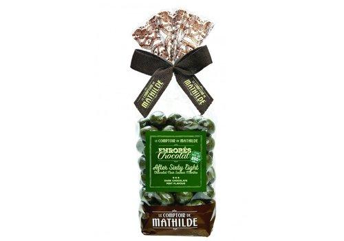 Le Comptoir de Mathilde After sixty eight chocolat noir saveur menthe 250g 12st