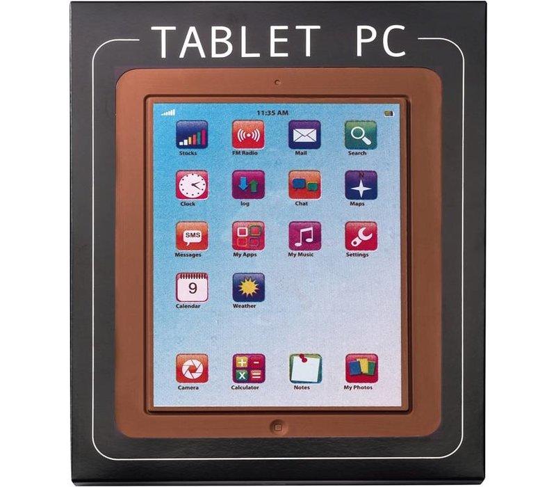 GP Choc.Tablet PC 243mm 250g 5st