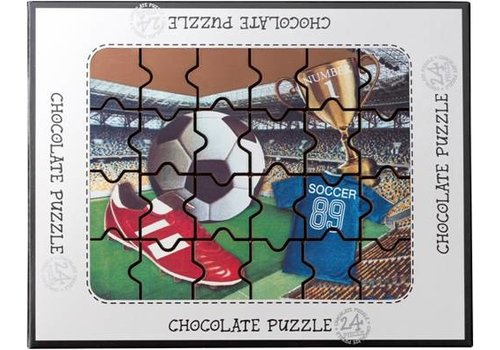 GP Puzzel Voetbal 240mm 175g 5st