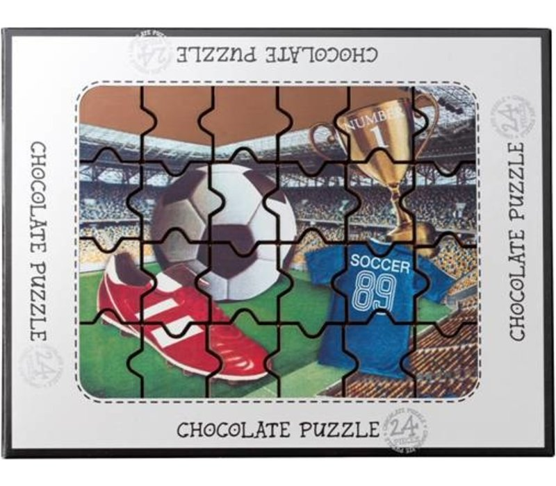 GP Puzzel Voetbal 240mm 175g 5st