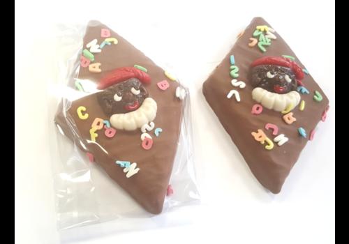 Megaspek Sint & Piet verpakt 24st