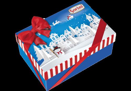 Sorini Sorini Christmas box blue 300g 6st