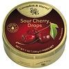 Cavendish & Harvey Cavendish & Harvey Sour Cherry Drops 200g 9st