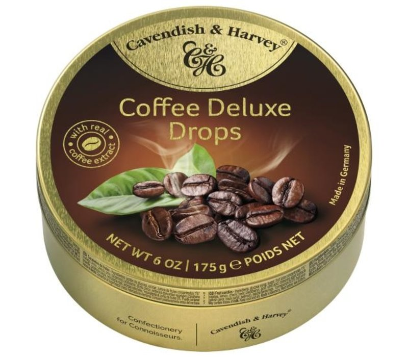 Cavendish & Harvey Coffee Drops 175g 9st
