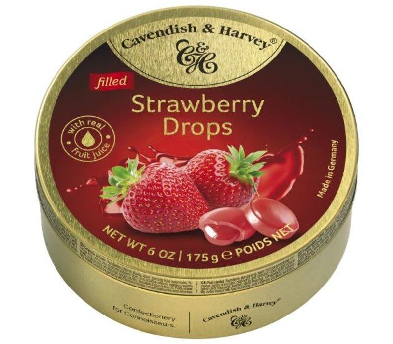 Cavendish & Harvey Strawberry Candies 175g 9st