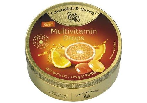 Cavendish & Harvey Cavendish & Harvey Multi-Vitamin Candies 175g 9st