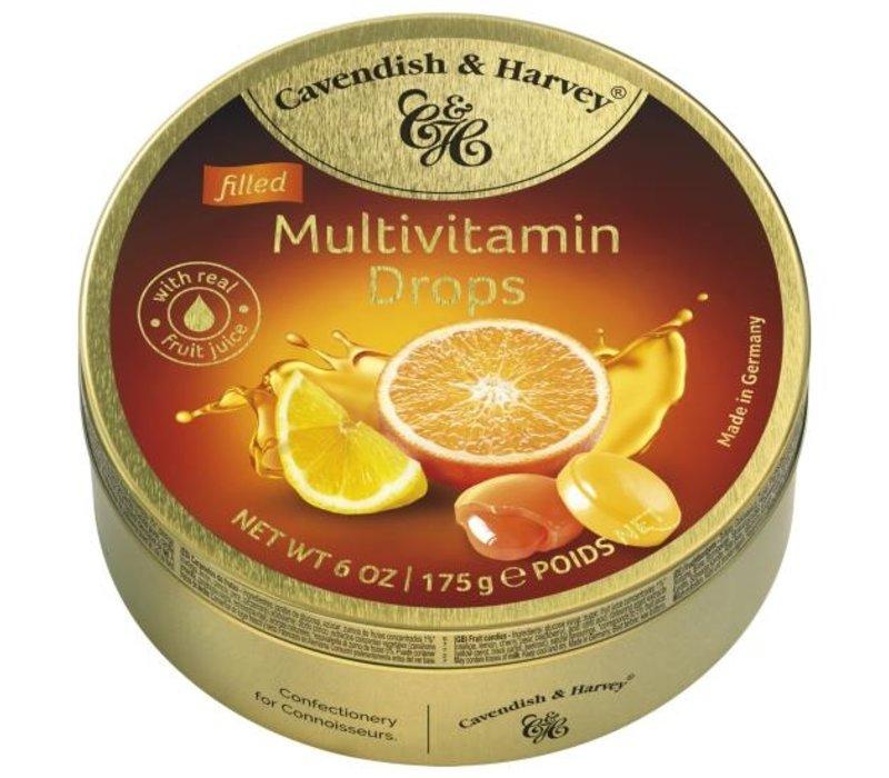 Cavendish & Harvey Multi-Vitamin Candies 175g 9st