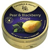 Cavendish & Harvey Cavendish & Harvey  Pear & Blackberry Drops 200g 9st