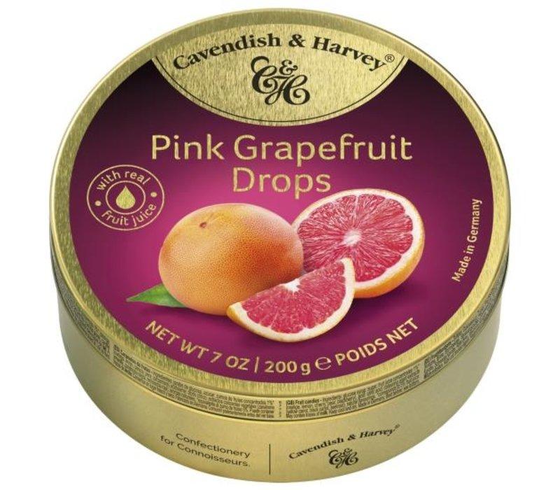 C&H Pink Grapefruit 200g 9st