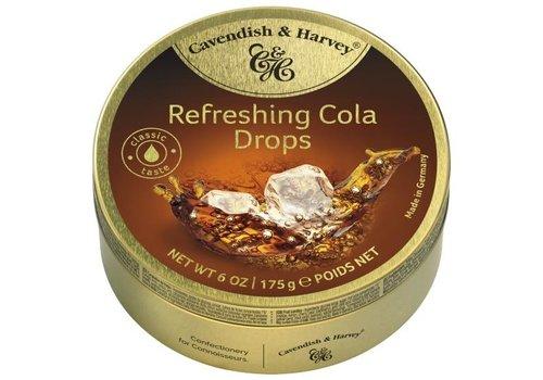 Cavendish & Harvey C&H Cola Drops 175g 9st