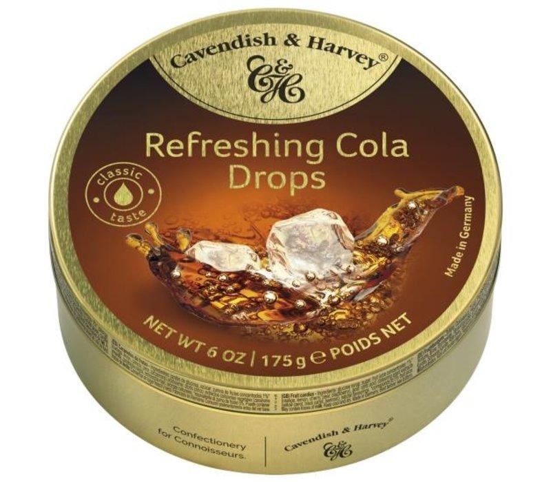 C&H Cola Drops 175g 9st