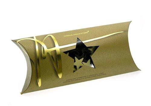 Pillow Sterretjes goud 150g 12st